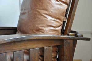 Hand made chair